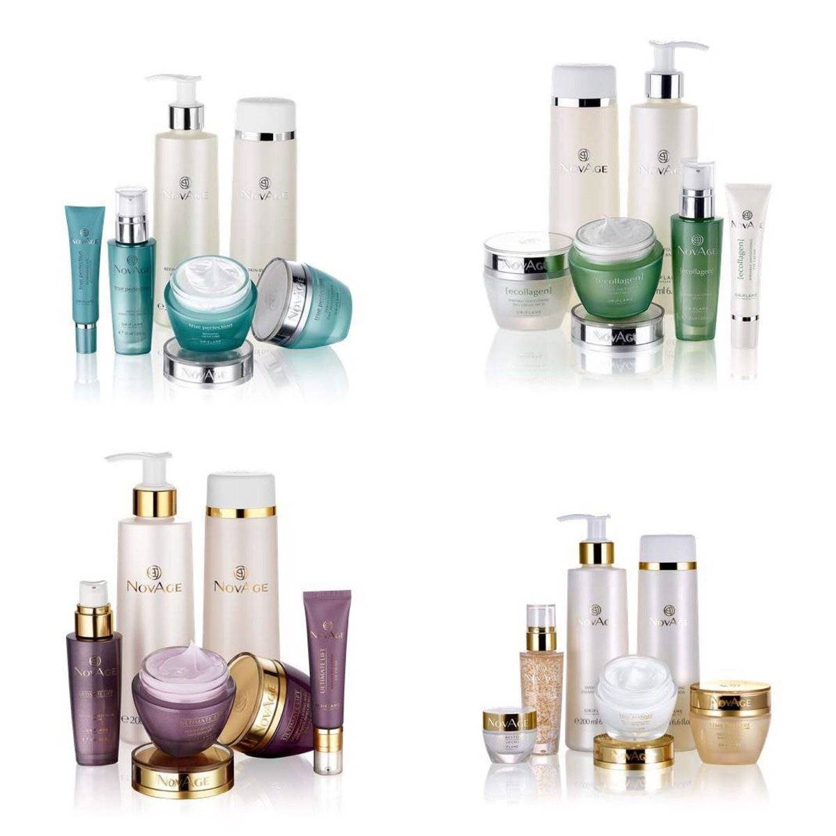 NovAge Skincare Sets